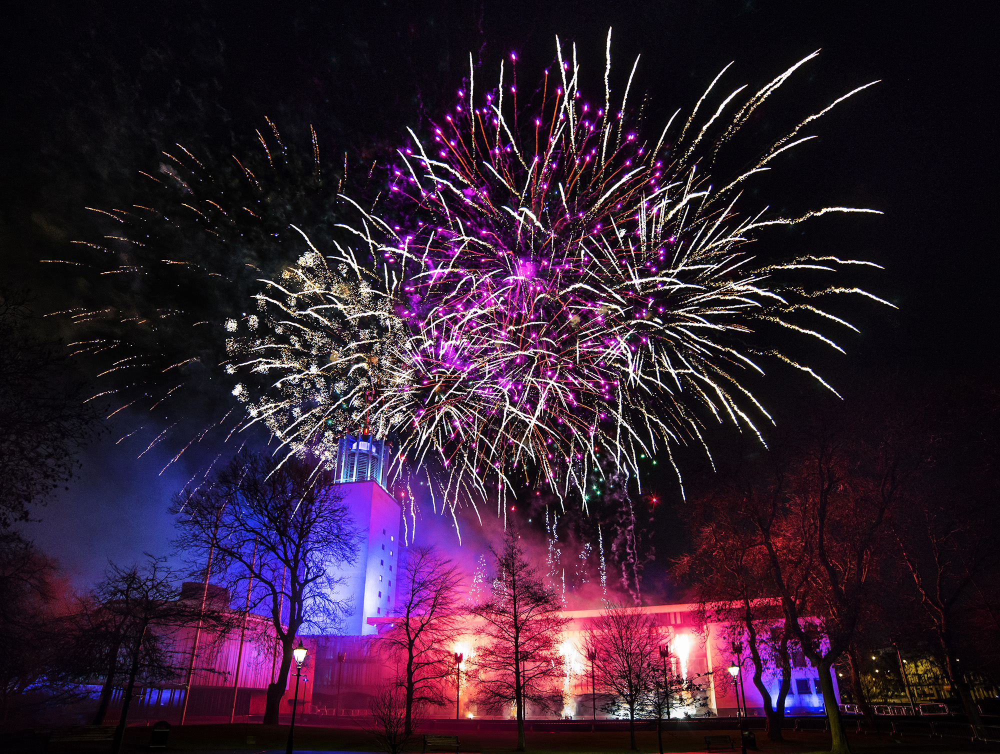 New Year's Eve Winter Carnival_