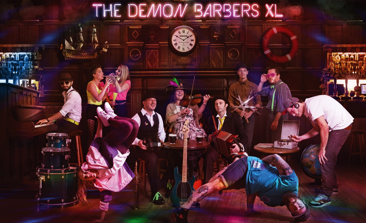 The Demon Barbers XL